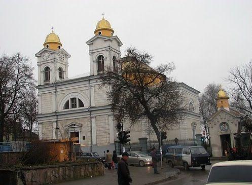 Церква архистратига Михаїла в Коломиї