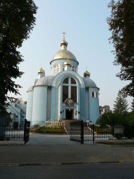 Миколаєво-Успенський собор в Коломиї