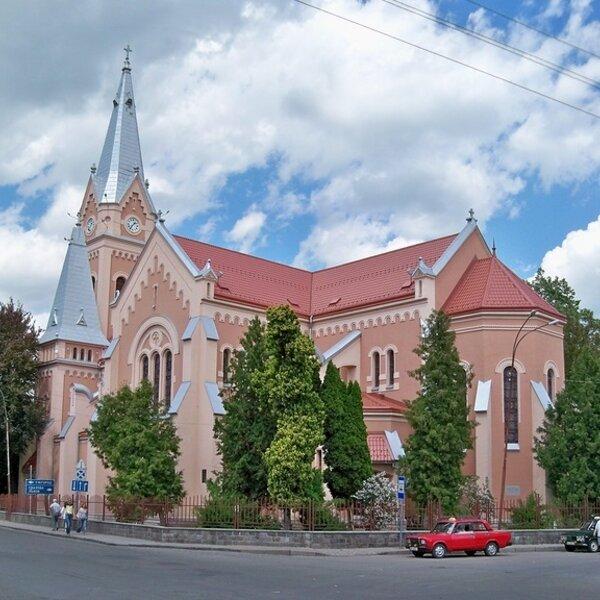 Костел Святого Мартина, Мукачево
