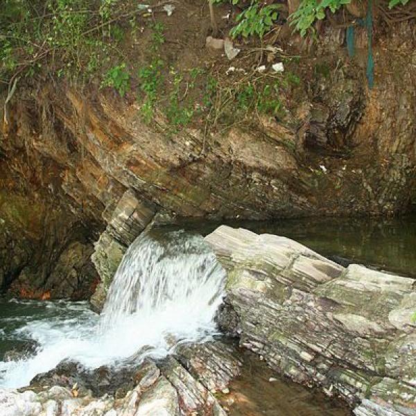 Бориславський водоспад