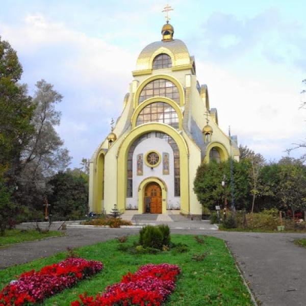 Церква Бориса і Гліба, Львів