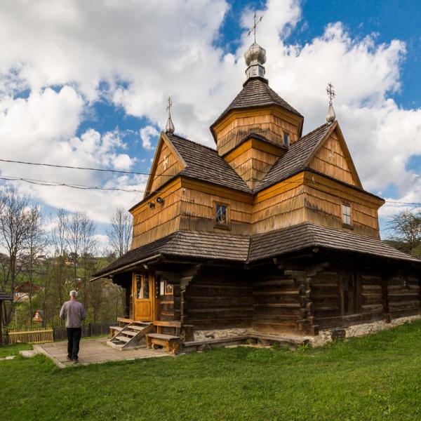 Церква Різдва Богородиці ХVІІ-ХVІІІ, Ворохта