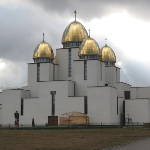 Церква Різдва Богородиці, Львів