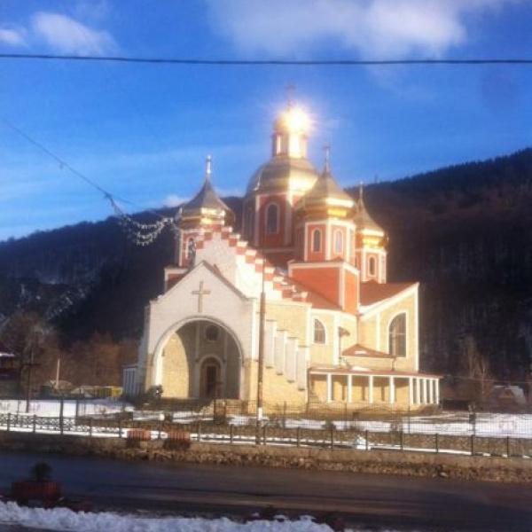 Церква Різдва Івана Хрестителя, Яремче
