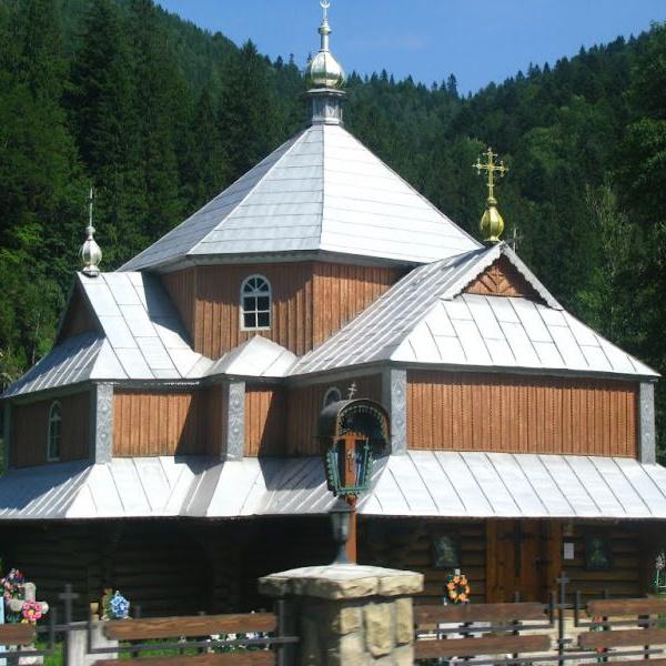 Церква Святого Димитрія Солунського, Татарів