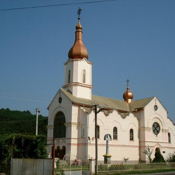 Церква Святого Іллі, Чинадійово
