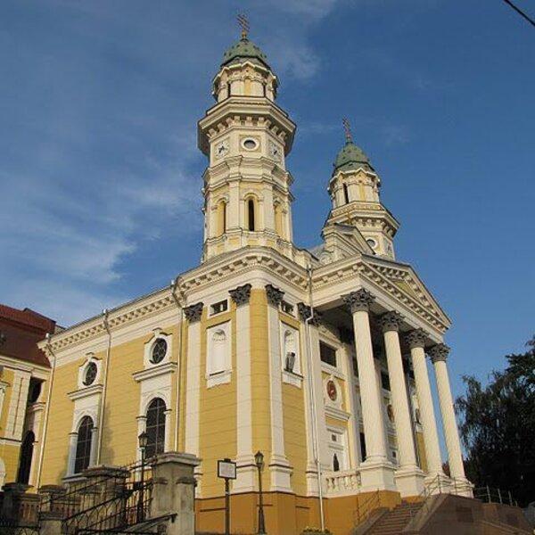 Хрестовоздвиженський кафедральний собор, Ужгород
