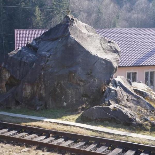Камінь Довбуша, Яремче