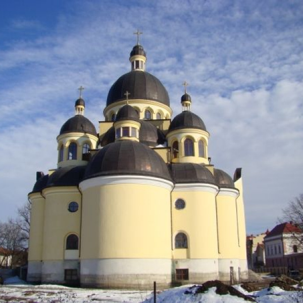 Катедральний Собор Преображення Христового, Коломия