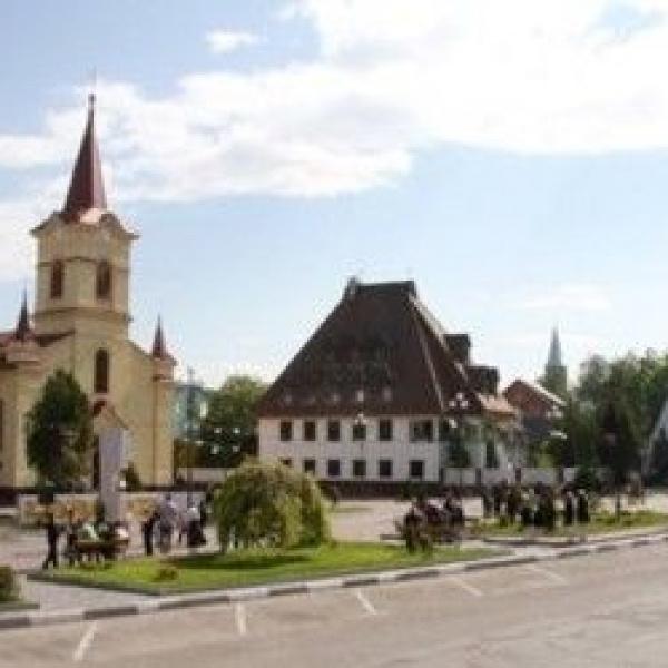 Костел Святого Стефана (Іштвана), Тячів