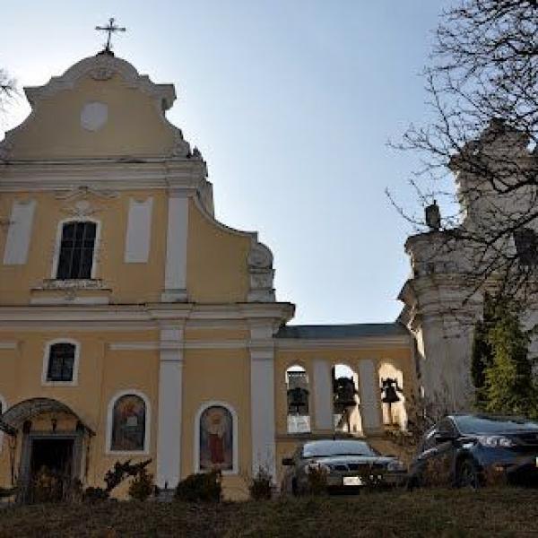 Покровська церква, Львів