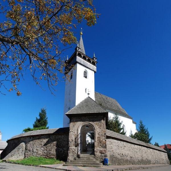 Реформаторська церква (Костел Святої Єлизавети), Хуст