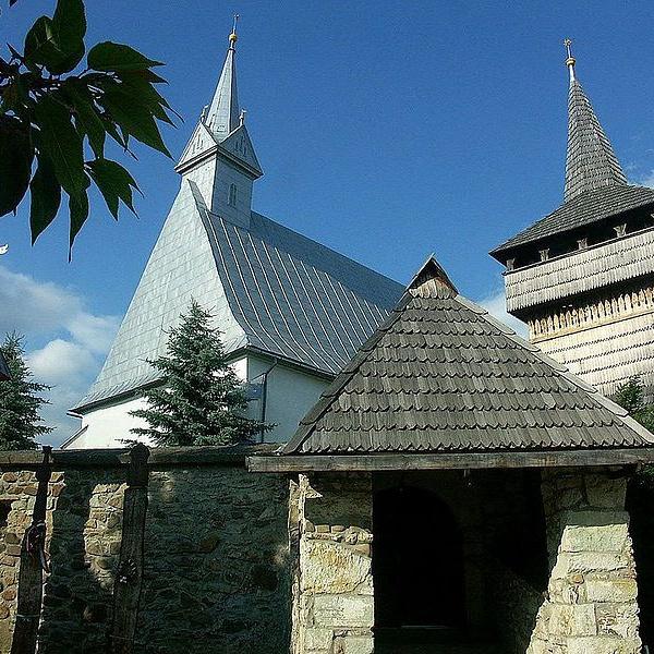 Реформаторська церква, Вишково
