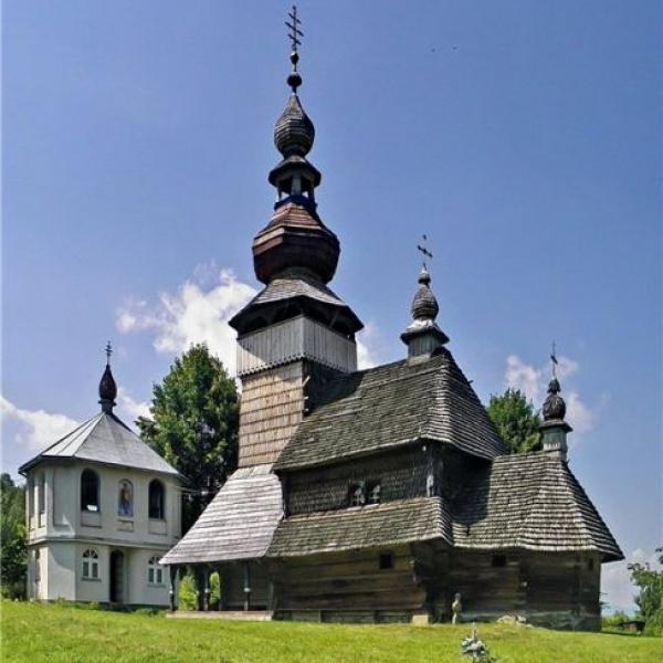 Свято-Михайлівська церква, Свалява