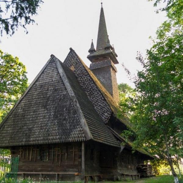 Свято-Миколаївський храм, Сокирниця