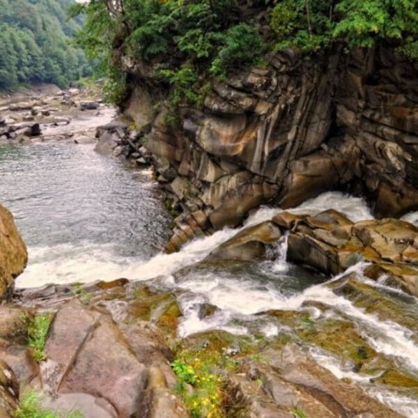 Водоспад Пробій, Яремче