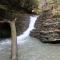 Манявський Передній водоспад