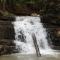 Манявський Задній водоспад
